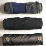 Col snood laine camouflage RS