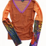 Tshirt color INDIA RS
